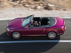 Ver foto 6 de Bentley Continental GT Speed Convertible 2013