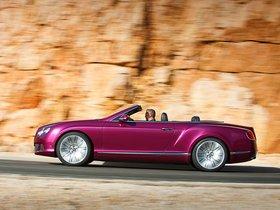 Ver foto 4 de Bentley Continental GT Speed Convertible 2013