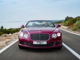 Ver foto 2 de Bentley Continental GT Speed Convertible 2013