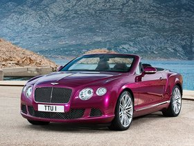 Fotos de Bentley Continental GT Speed Convertible 2013