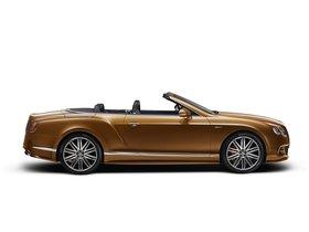 Ver foto 10 de Bentley Continental GT Speed Convertible 2013