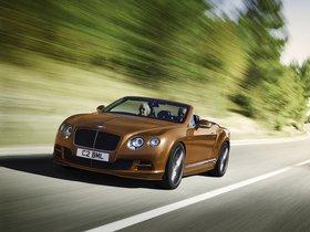 Ver foto 8 de Bentley Continental GT Speed Convertible 2013