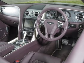 Ver foto 5 de Bentley Continental GT Speed UK 2014