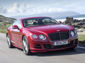 Ver foto 3 de Bentley Continental GT Speed UK 2014