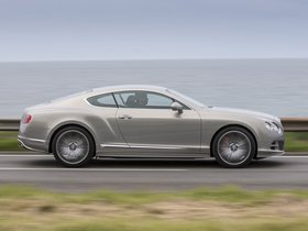 Ver foto 9 de Bentley Continental GT Speed UK 2014