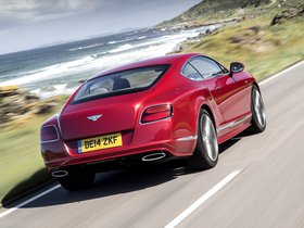 Ver foto 8 de Bentley Continental GT Speed UK 2014