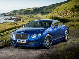 Ver foto 7 de Bentley Continental GT Speed UK 2014