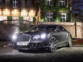 Ver foto 1 de Bentley Continental GT Speed 2014