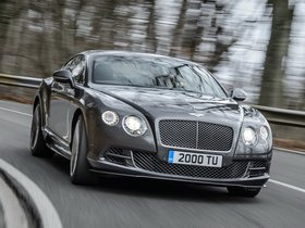 Ver foto 7 de Bentley Continental GT Speed 2014