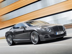 Ver foto 5 de Bentley Continental GT Speed 2014
