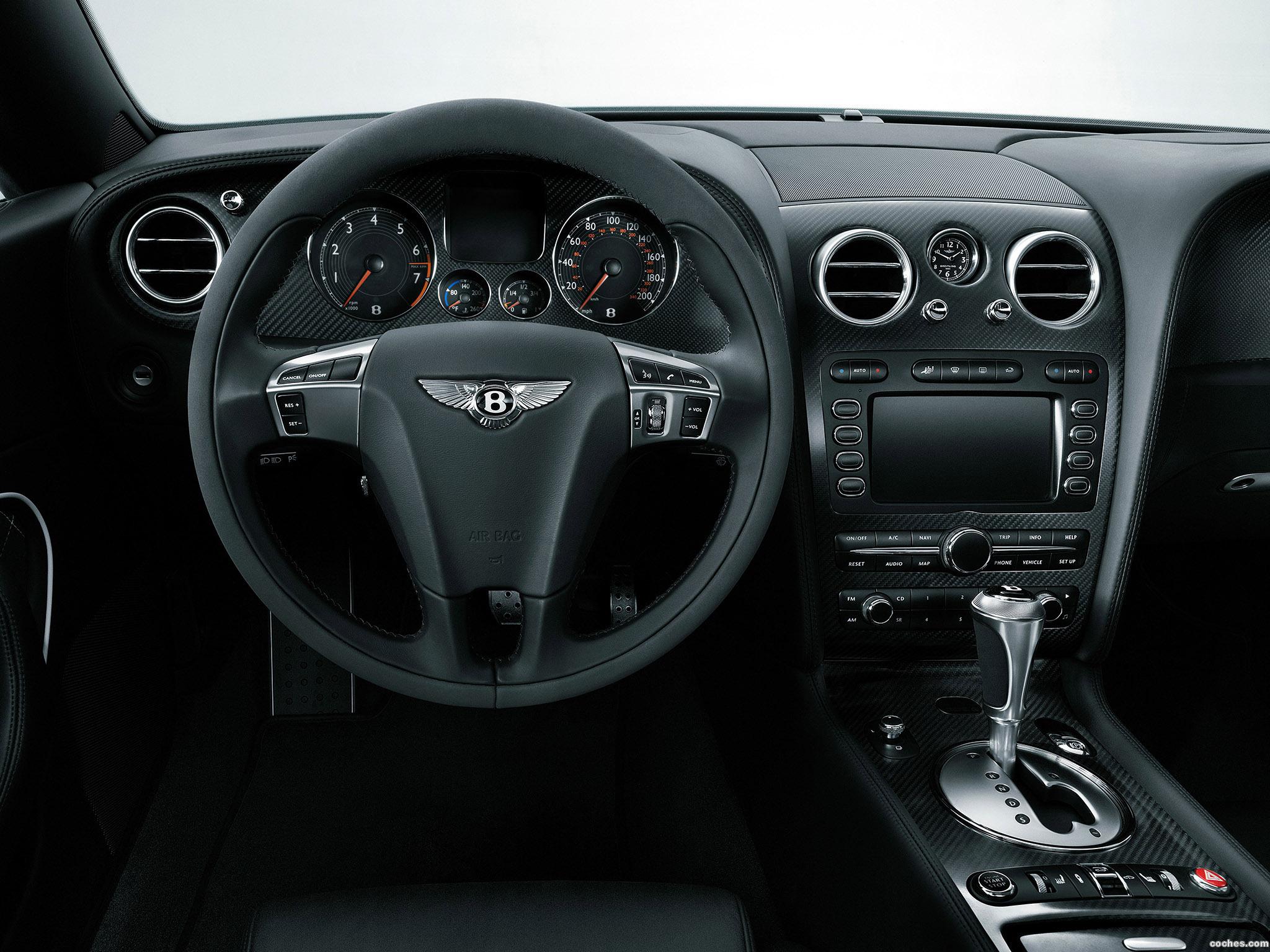 Foto 9 de Bentley Continental-GT Supersport Convertible 2010