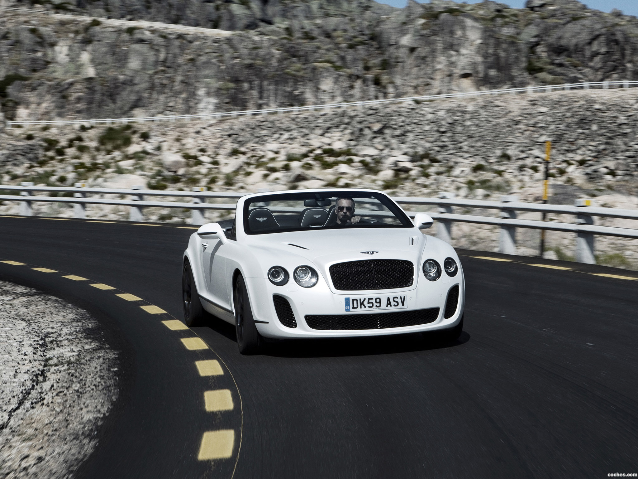 Foto 19 de Bentley Continental-GT Supersport Convertible 2010