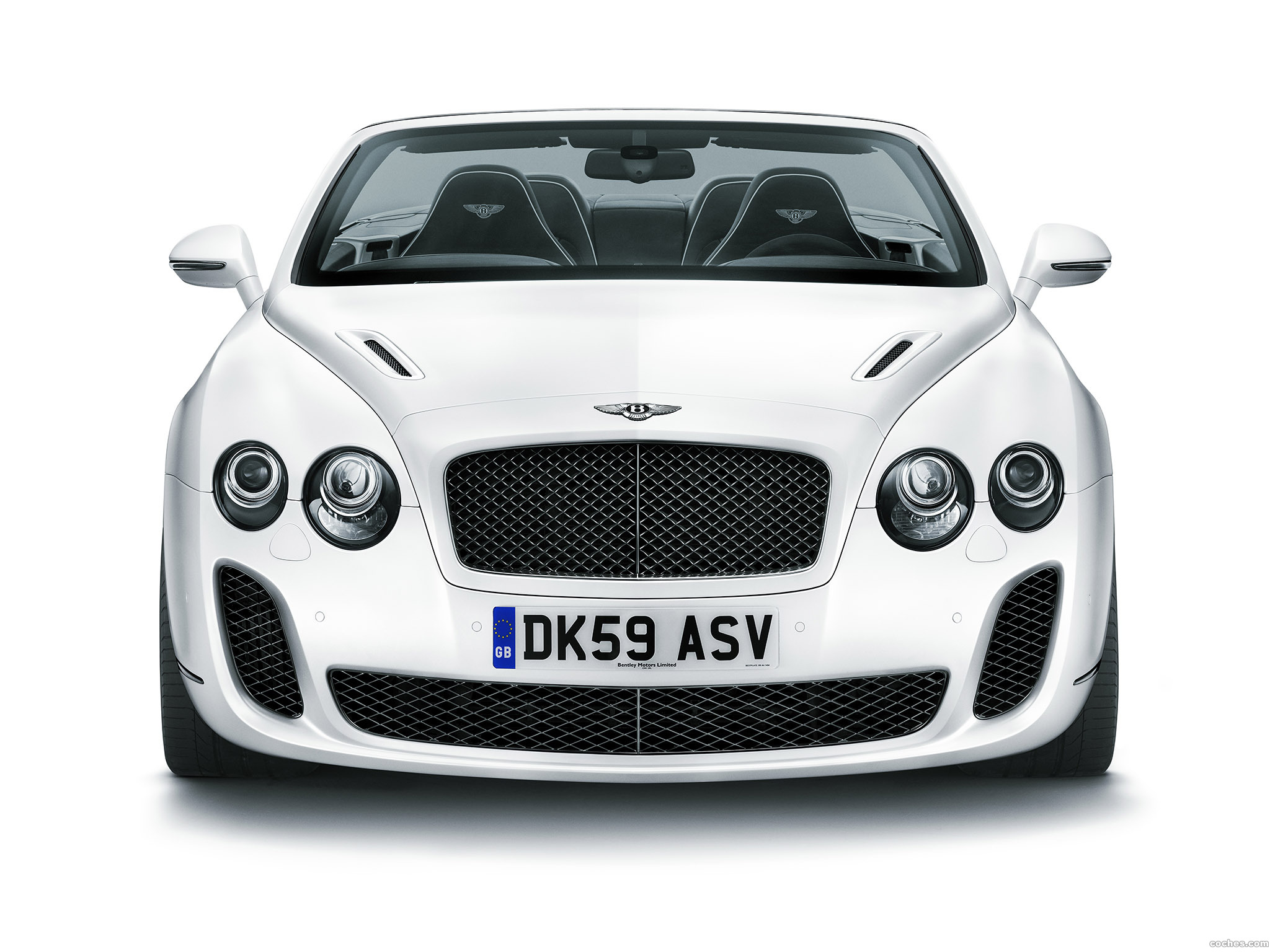 Foto 13 de Bentley Continental-GT Supersport Convertible 2010