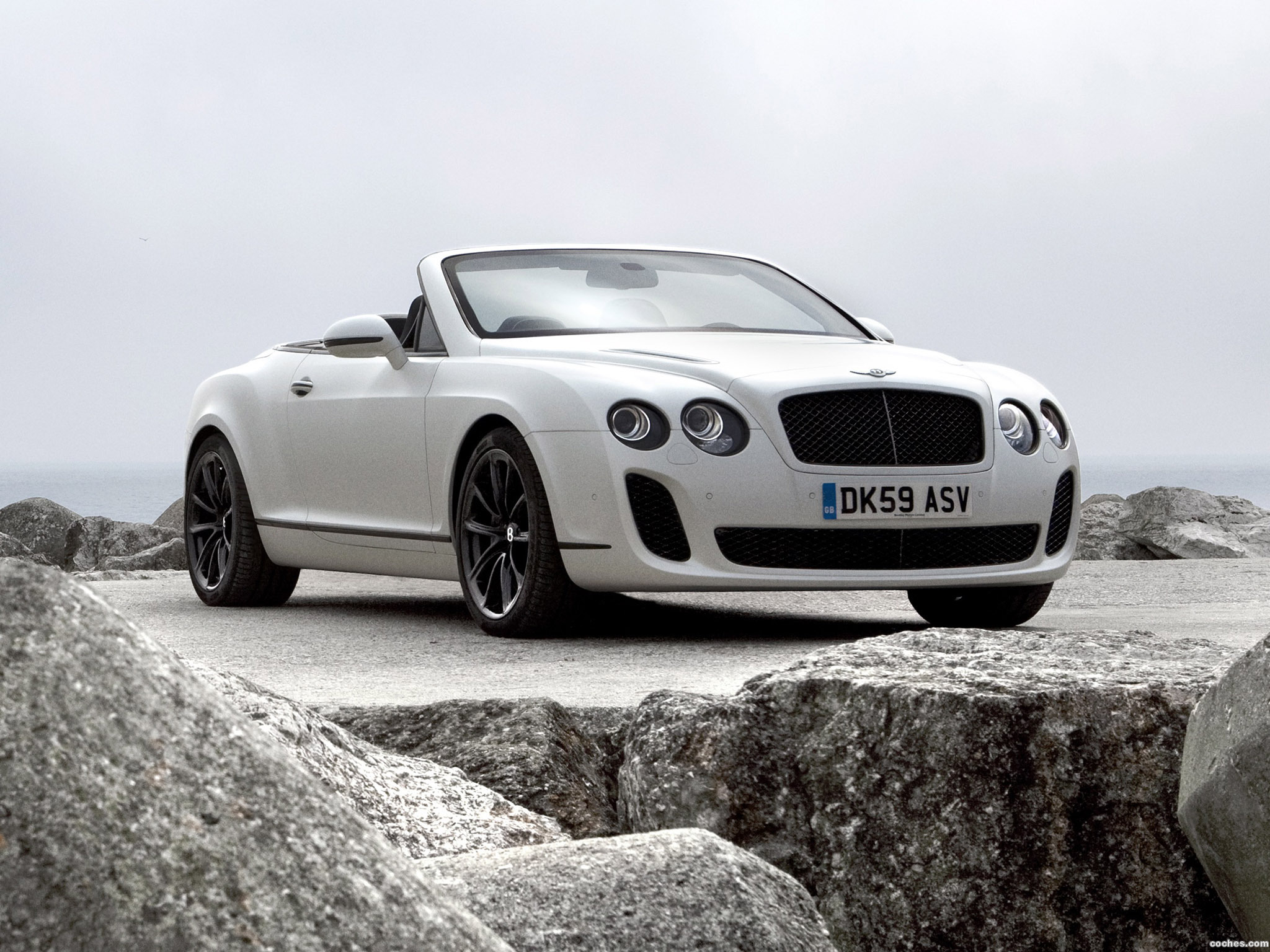 Foto 10 de Bentley Continental-GT Supersport Convertible 2010