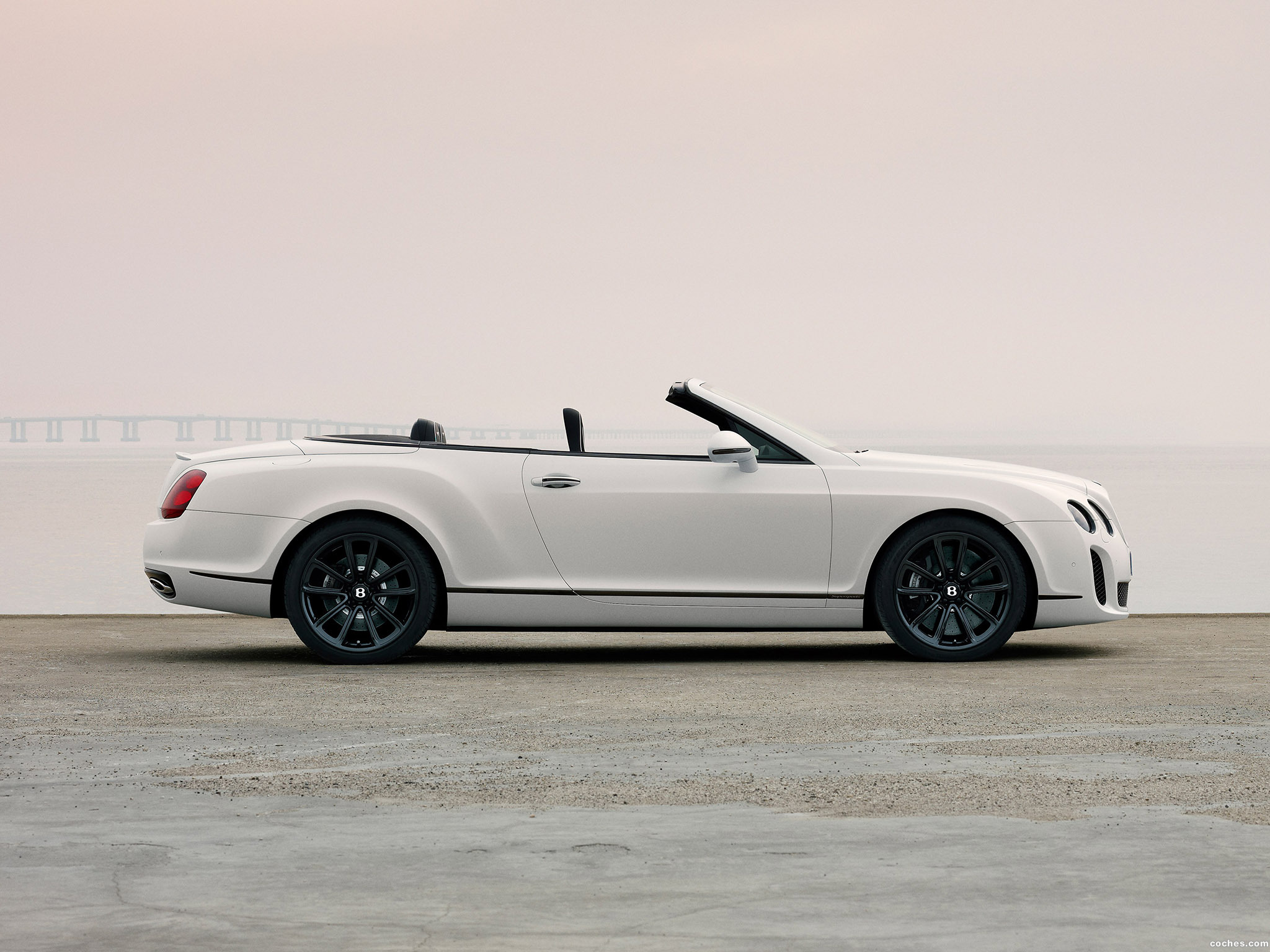Foto 6 de Bentley Continental-GT Supersport Convertible 2010