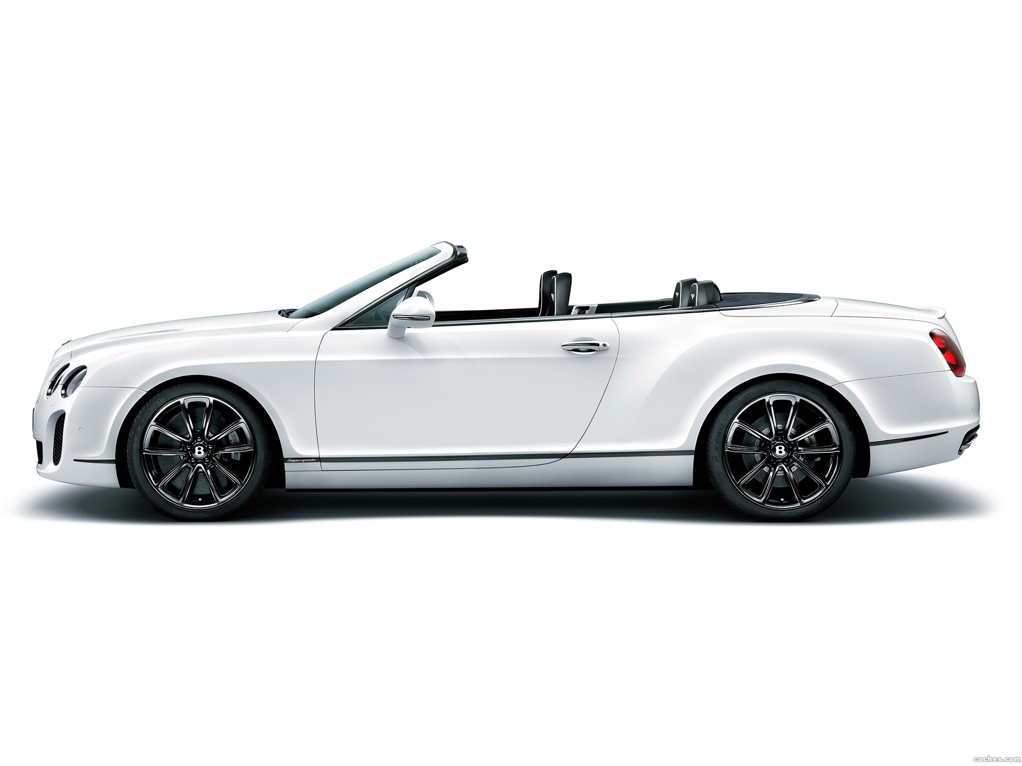 Foto 5 de Bentley Continental-GT Supersport Convertible 2010