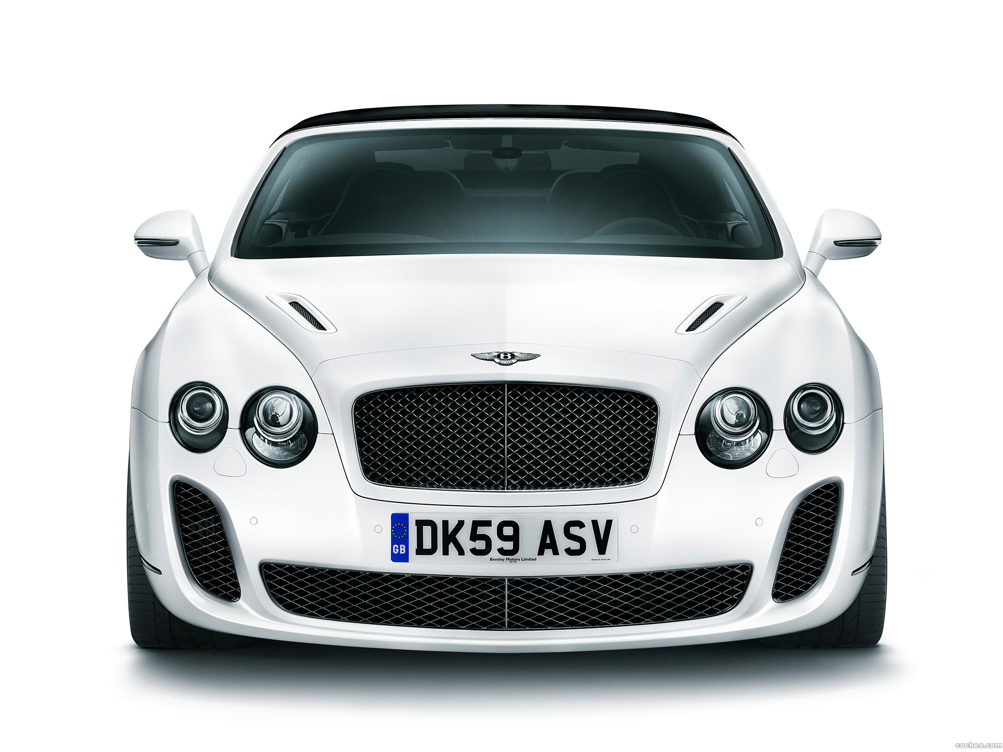Foto 2 de Bentley Continental-GT Supersport Convertible 2010