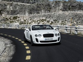 Ver foto 20 de Bentley Continental-GT Supersport Convertible 2010