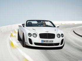 Ver foto 18 de Bentley Continental-GT Supersport Convertible 2010