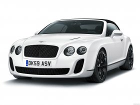 Ver foto 15 de Bentley Continental-GT Supersport Convertible 2010