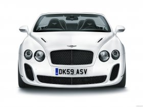 Ver foto 14 de Bentley Continental-GT Supersport Convertible 2010