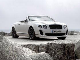 Ver foto 11 de Bentley Continental-GT Supersport Convertible 2010