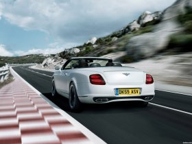 Ver foto 8 de Bentley Continental-GT Supersport Convertible 2010