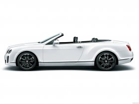 Ver foto 6 de Bentley Continental-GT Supersport Convertible 2010