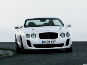 Ver foto 4 de Bentley Continental-GT Supersport Convertible 2010