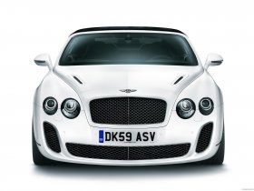 Ver foto 3 de Bentley Continental-GT Supersport Convertible 2010