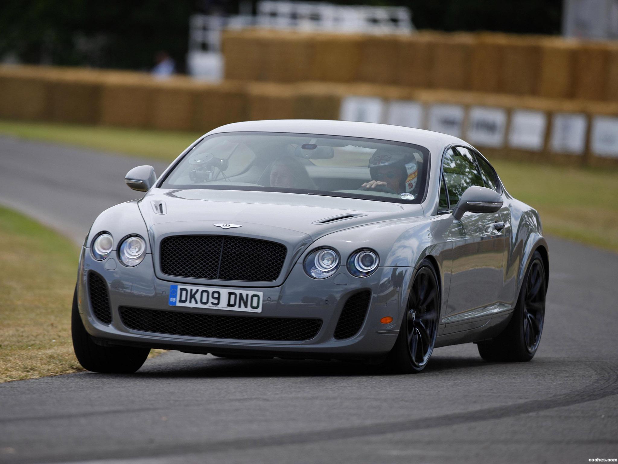 Foto 26 de Bentley Continental-GT Supersports 2009