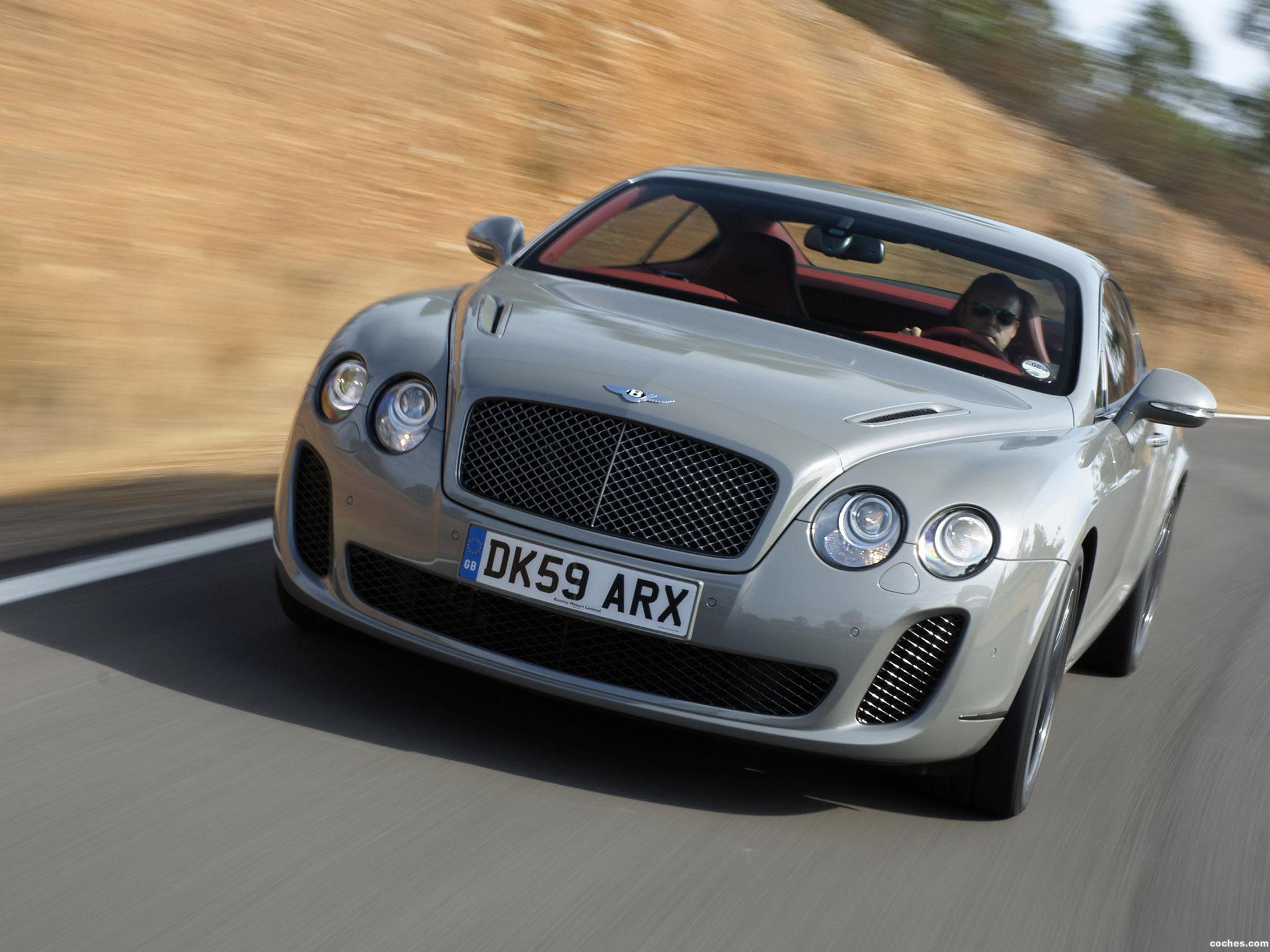 Foto 19 de Bentley Continental-GT Supersports 2009