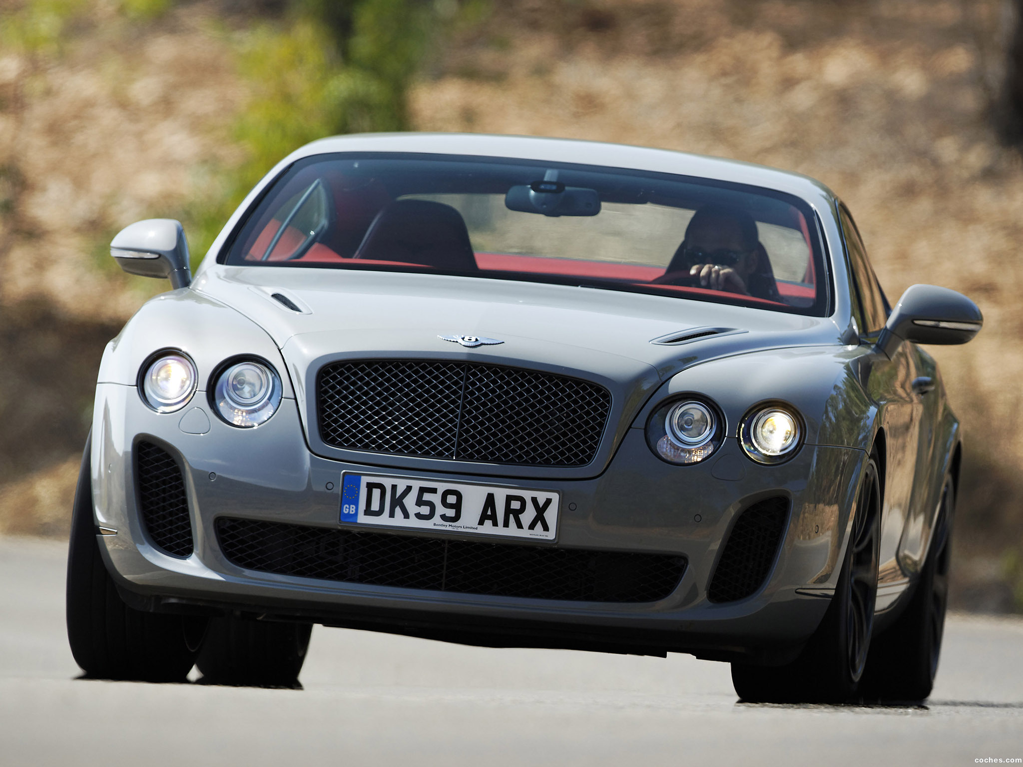 Foto 14 de Bentley Continental-GT Supersports 2009