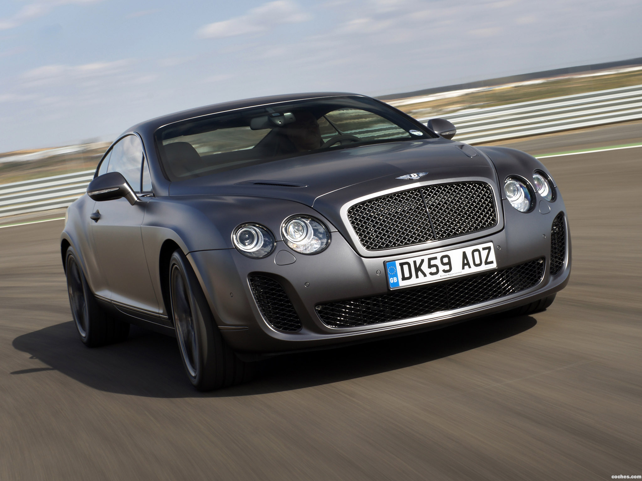 Foto 10 de Bentley Continental-GT Supersports 2009