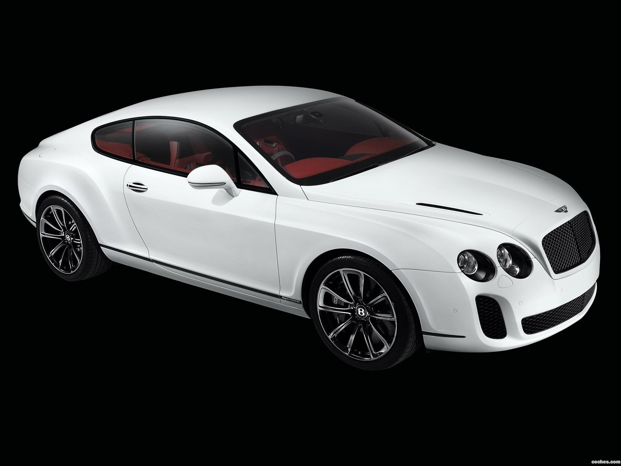 Foto 32 de Bentley Continental-GT Supersports 2009