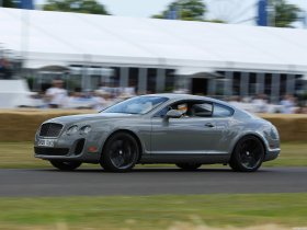 Ver foto 32 de Bentley Continental-GT Supersports 2009