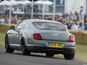 Ver foto 31 de Bentley Continental-GT Supersports 2009