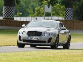 Ver foto 30 de Bentley Continental-GT Supersports 2009