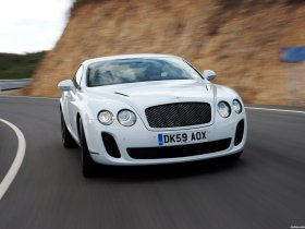 Ver foto 26 de Bentley Continental-GT Supersports 2009