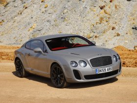 Ver foto 23 de Bentley Continental-GT Supersports 2009