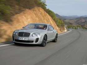 Ver foto 22 de Bentley Continental-GT Supersports 2009