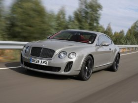 Ver foto 21 de Bentley Continental-GT Supersports 2009