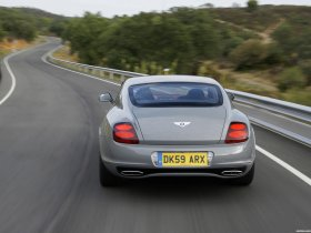 Ver foto 19 de Bentley Continental-GT Supersports 2009