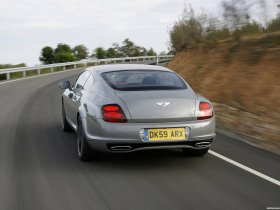 Ver foto 17 de Bentley Continental-GT Supersports 2009