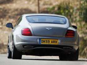 Ver foto 16 de Bentley Continental-GT Supersports 2009