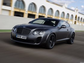 Ver foto 12 de Bentley Continental-GT Supersports 2009