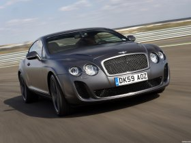 Ver foto 11 de Bentley Continental-GT Supersports 2009