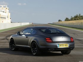 Ver foto 9 de Bentley Continental-GT Supersports 2009