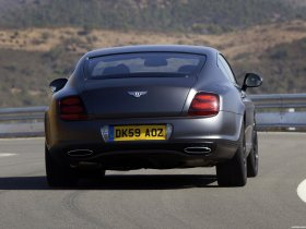 Ver foto 6 de Bentley Continental-GT Supersports 2009