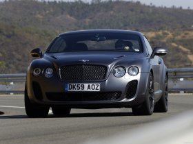 Ver foto 5 de Bentley Continental-GT Supersports 2009